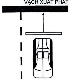 Bài 1: Xuất Phát - 11 Bài Thi Sát Hạch Sa Hình Lái Xe B2