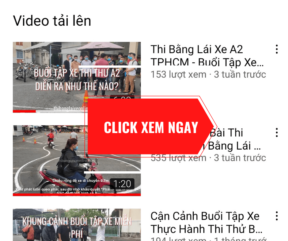 Kênh Youtube Thầy Sơn Dạy Lái Xe